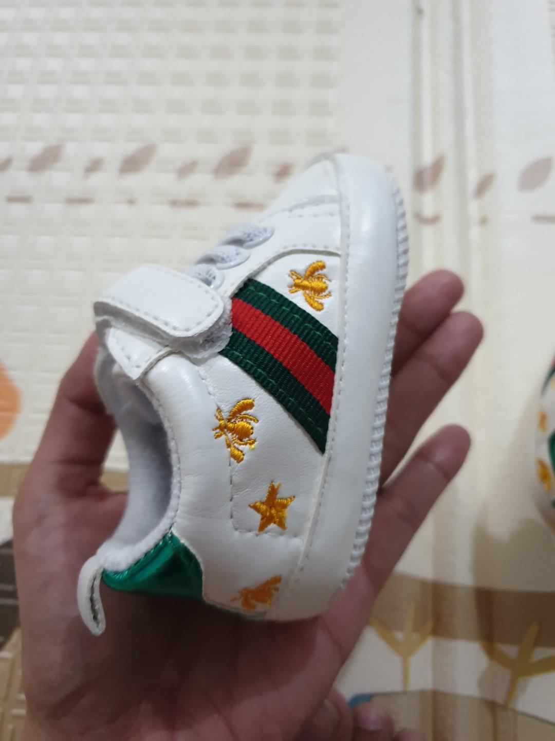 gucci trainers baby boy
